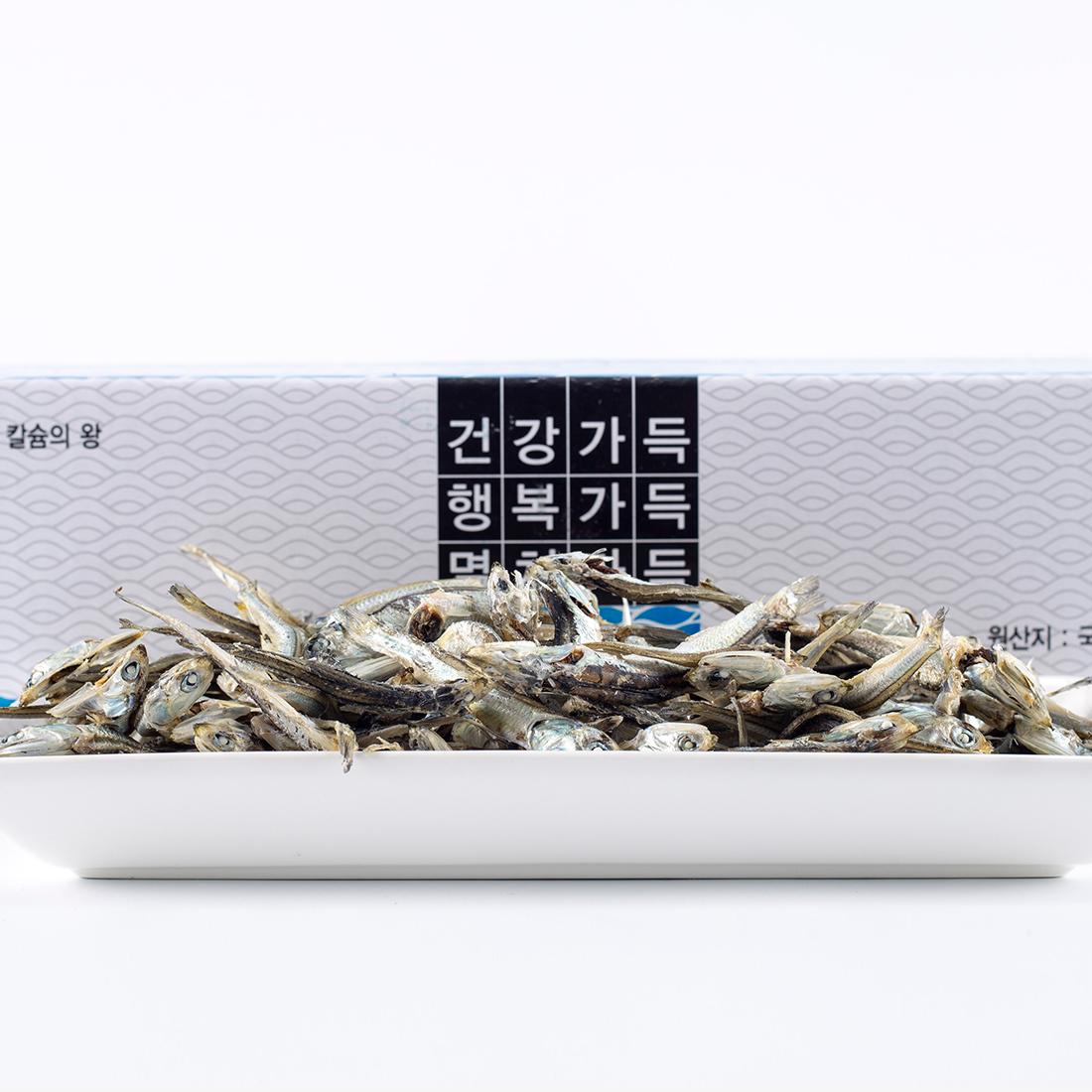 [경덕농수산] 바다로운 남해안 국물멸치 1.5kg