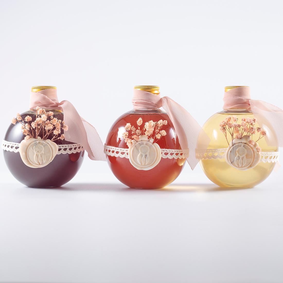 [엘림농원] 꿀3종(야생화꿀, 아카시아꿀, 밤꿀) 350g 택1 (더치볼)