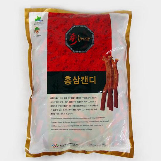 [수홍삼사랑] 홍삼캔디 (800gx3)
